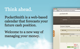 PocketSmith - Smart Personal Finance Software