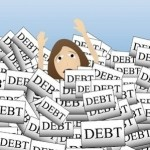 6 Simple tips to get out of debt